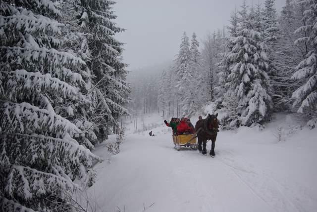 Beskidy Sylwester w Beskidach na nartach