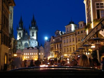 Praga Sylwester w Pradze - Hradczany i Wyszehrad