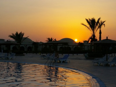 Egipt Sylwester w Egipcie
