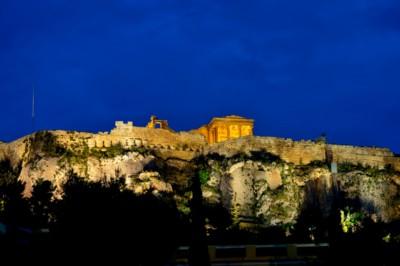 Grecja Sylwester w Grecji Ateny