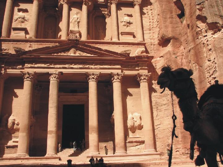 Jordania Sylwester w Jordanii