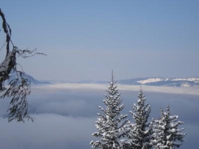 Karkonosze Sylwester w Karkonoszach narty na stoku