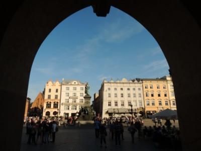 Kraków Sylwester w Krakowie
