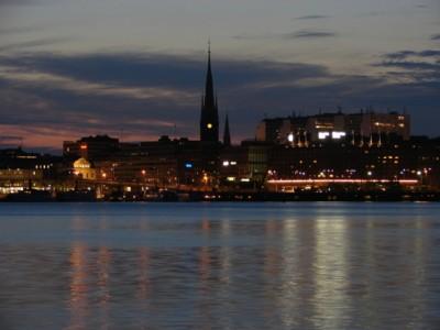 Laponia Sylwester w Skandynawii