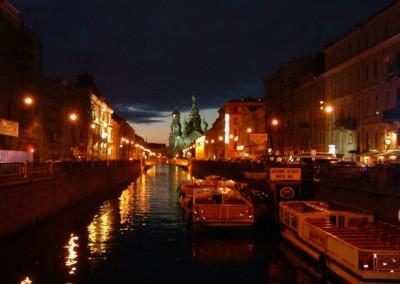 Moskwa Sylwester w Rosji