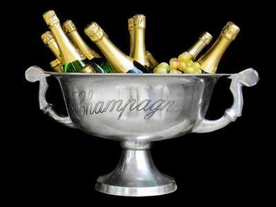 szampan sylwestrowy