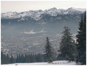 Tatry Sylwester w Tatrach Zakopane