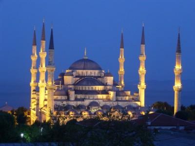 Turcja Sylwester w Turcji